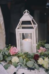 white lantern