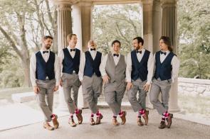 grooms men