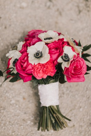 bridal boquet
